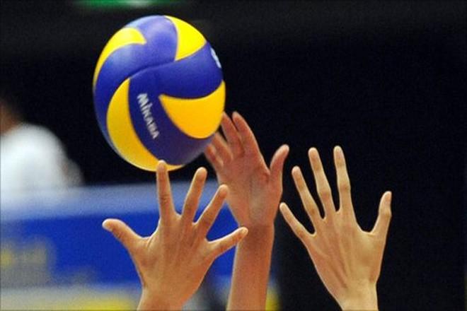 volleyball-GENIKH - XERIA