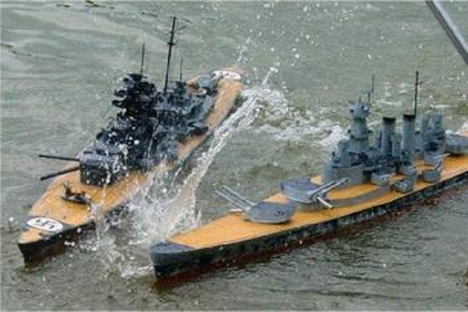Ιστορική «ναυμαχία» στις Κυκλάδες