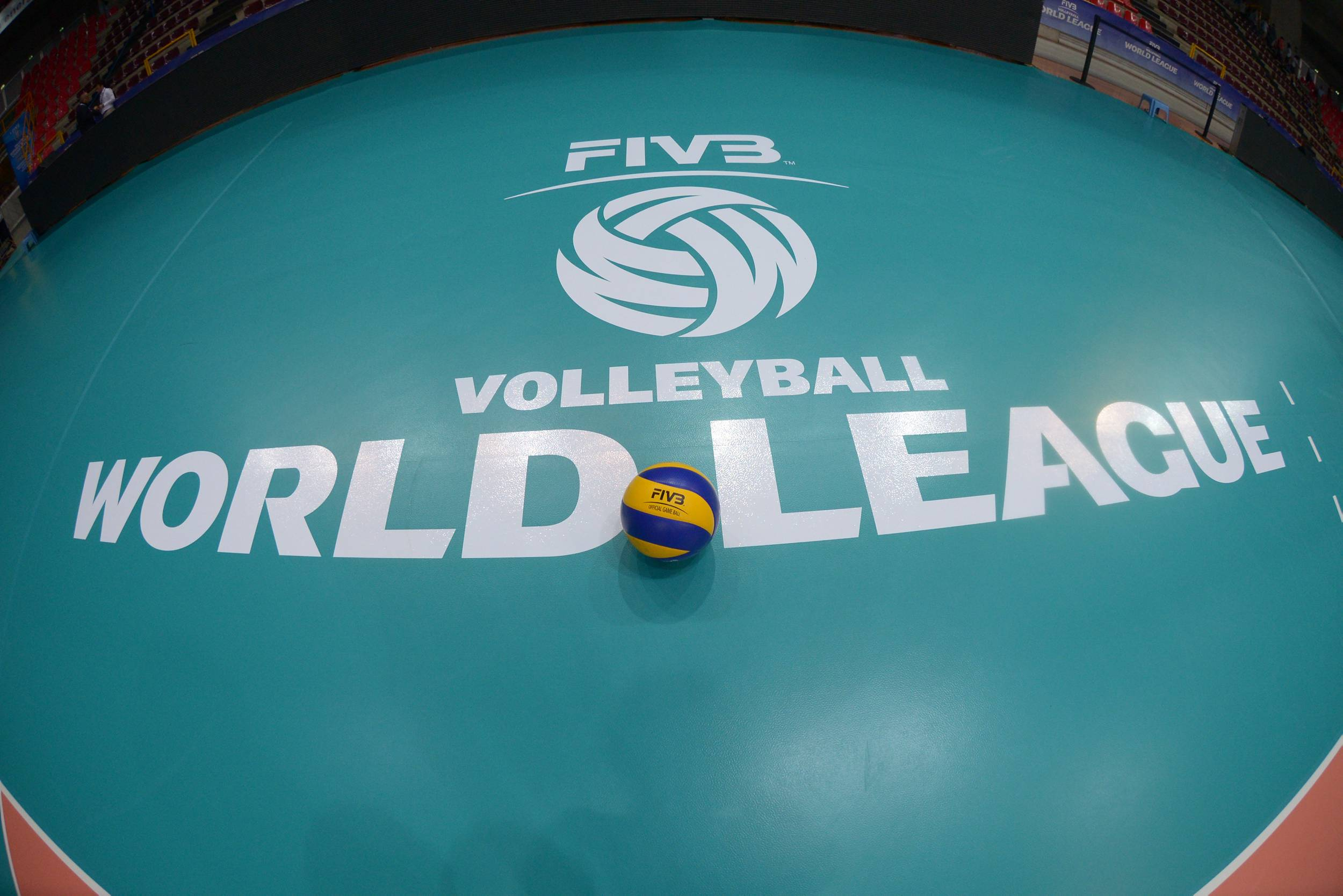 Fivb World League 2014
