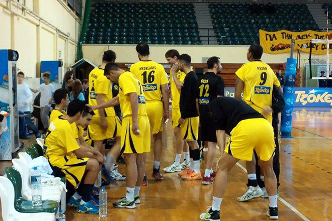 AEK-TIME-OUT 2014