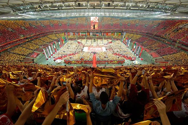 Poland v Serbia: FIVB World Championships
