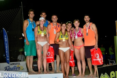 north area beach volley-stiggas-xaritonidis-vlachou