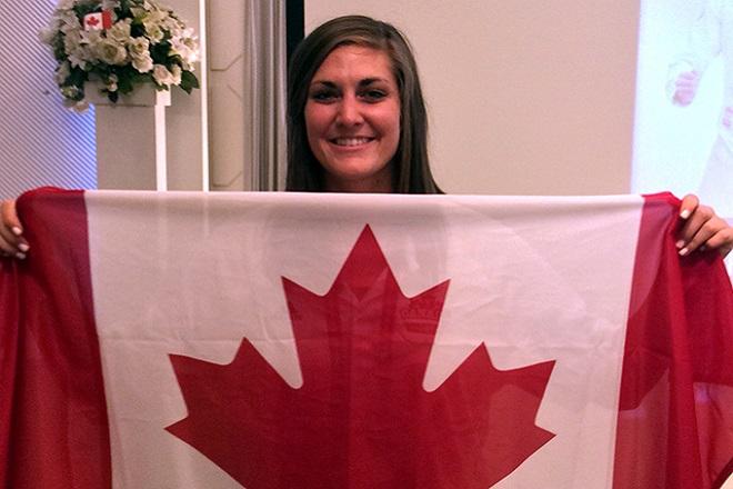 Alicia_Perrin_Canada_Flag