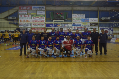 Κorivos volley andron A2 99