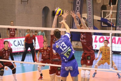 Topvolley Callant ANTWERP vs Foinikas SYROS