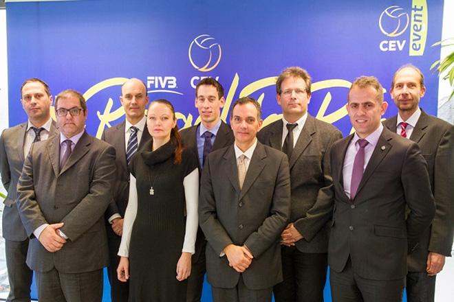 Συνεδρίασε η Επιτροπή Beach Volley
