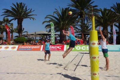 beach volley league