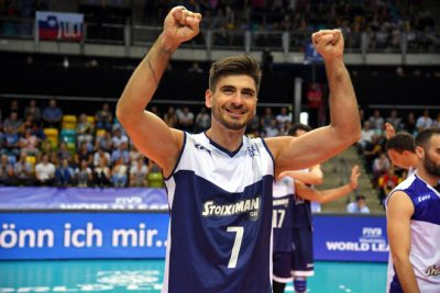 Georgios Petreas of Greece