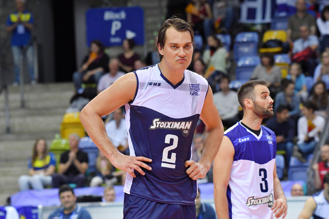 Mitar Tzourits  of Greece
