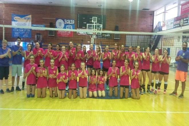 Volley AIGALEO kamp geniki-3456789