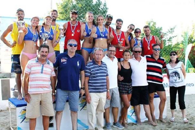 Ρέρρας: «Zωντανά τα πρωταθλήματα beach volley»