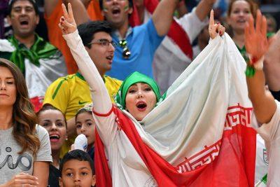 Iran supporter