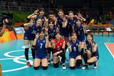 Korea celebrate