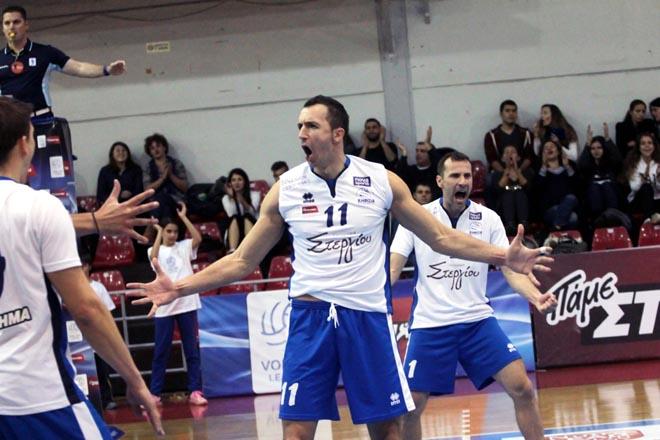 Νίκη με Super Γιορντάνοφ