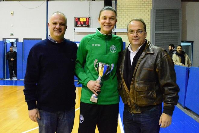 O ΠΑΟ κατέκτησε το 1ο Τουρνουά «Χρήστος Παπαθανασίου»