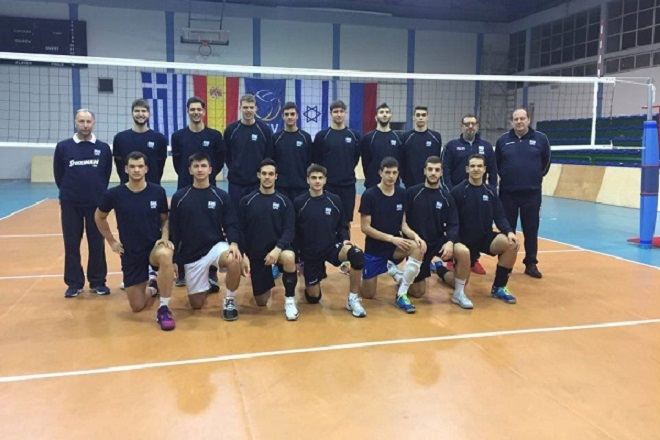 Paides U19EuroVolley -0998
