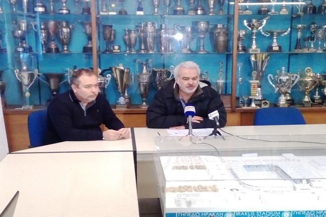 Καλαϊτζίδης: «Στήριξη ή αποχώρηση»