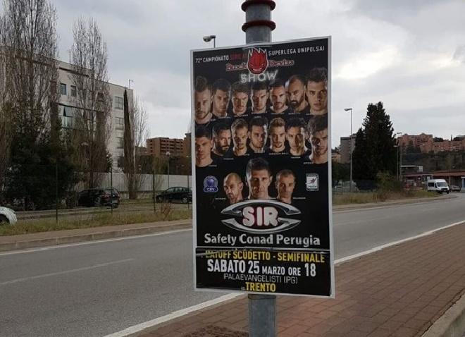 Perugia poster