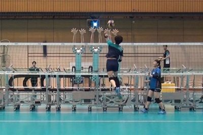 volleyball-robots