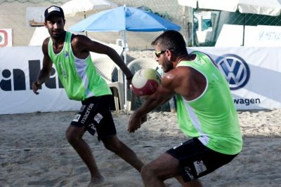 Xylokastron Grand Slam Beach Volleyball 2017  Photo by: Andreas Papakonstantinou / Tourette Photography