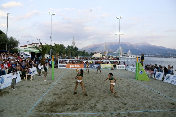 Antirrion Masters Volleyball 2017  Photo by: Georgia Panagopoulou / Tourette Photography