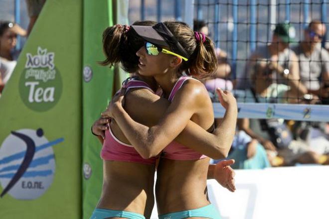 Agios Nikolaos Final Beach Volleyball