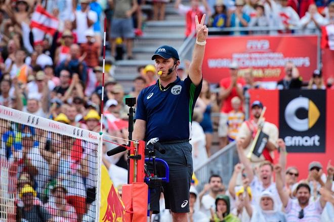 FIVB_referee_Charalampos_Papadogoulas