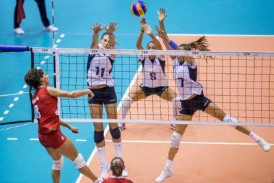 24-08-2017 NED: World Qualifications Bulgaria - Greece, Rotterdam