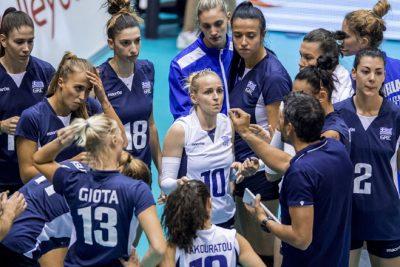 26-08-2017 NED: World Qualifications Czech Republic - Greece, Rotterdam