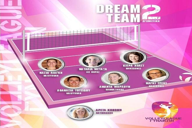 «Μade in USA» η… dream team της 2ης αγωνιστικής