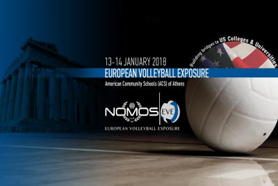 EUROPEAN VOLLEYBALL EXPOSURE