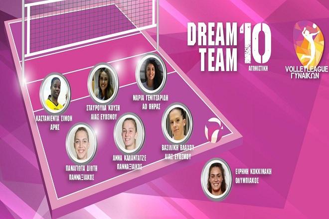 Η Dream 10 της αγωνιστικής