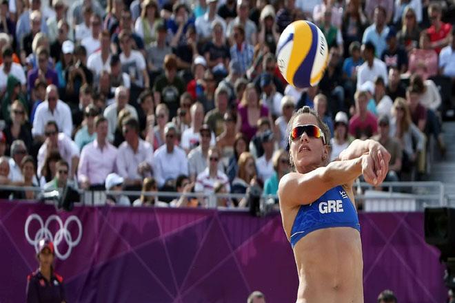 Τσιαρτσιάνη : «Γιορτή του beach Volley στην Αριστοτέλους»