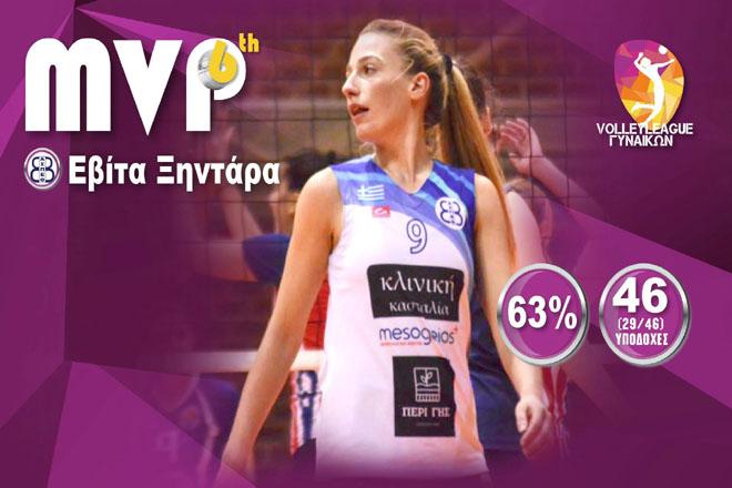 MVP η Ξηντάρα