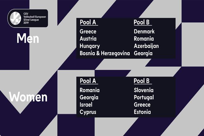 Επιστροφή από το Silver European League