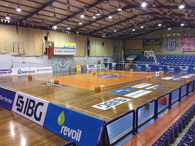 Mini Volley Festival Μαρκόπουλο 2018: «Παίζουμε για το Λύρειο»