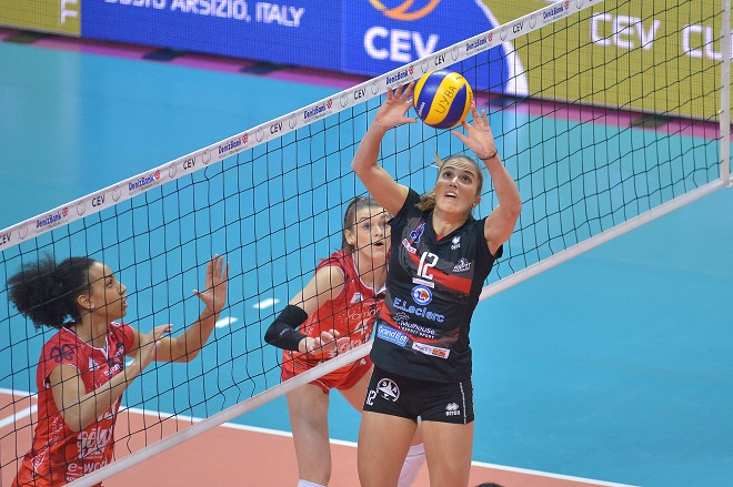 CEV Volleyball CUP 2019 - Yamamay E-Work Busto Arsizio - ASPTT Mulhouse VB