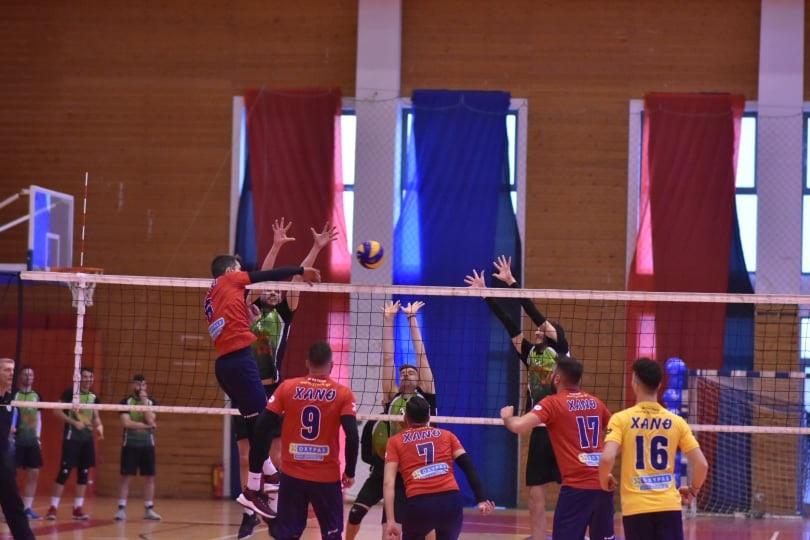 Στη Volleyleague η Ελπίδα Αμπελοκήπων (video)
