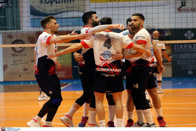 Volleyleague: Έτοιμος να καλύψει κενή θέση ο Κέρκης Σάμου