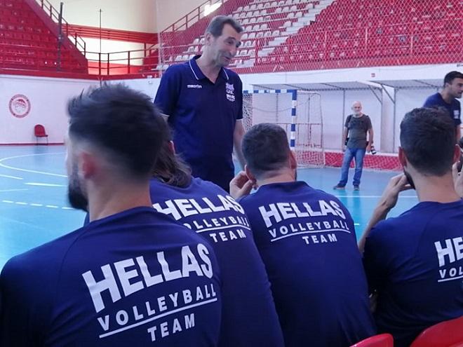 Ανδρεόπουλος: «Θα παλέψουμε για το καλύτερο»