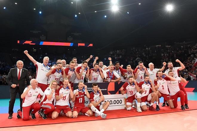 Οι 24 «εκλεκτοί» της Πολωνίας για Τόκιο και VNL