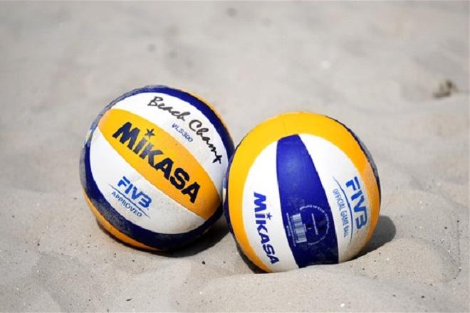 H KYA για το Beach Volley