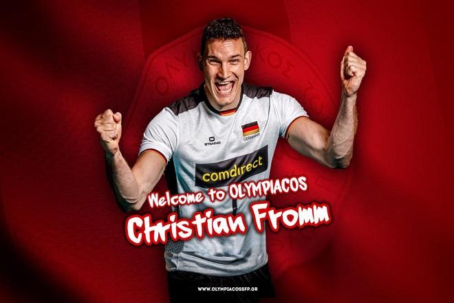 Christian Fromm: Ένα Πάντσερ στο λιμάνι