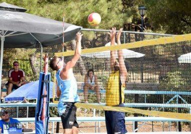 beach volley_lesvos