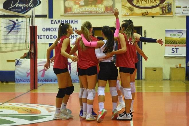 Θετική στον Covid19 αθλήτρια των Μακεδόνων Αξιού