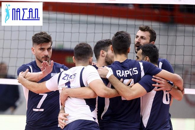 ΠΑΣΑΠ : «Άμεση λύση για τη Volleyleague Ανδρών»