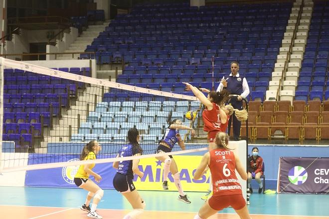 Tρίτη φορά σε ευρωπαϊκό τελικό η ρουμανική παρέα της Σκοτ