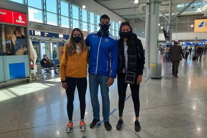 Στο Κατάρ Αρβανίτη/Καραγκούνη για το πρώτο παγκόσμιο τουρνουά μετά από 548 ημέρες