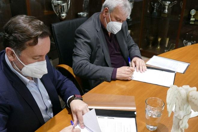 Υπέγραψαν μνημόνιο συνεργασίας Ε.Ο.ΠΕ. – Δήμος Αλεξανδρούπολης