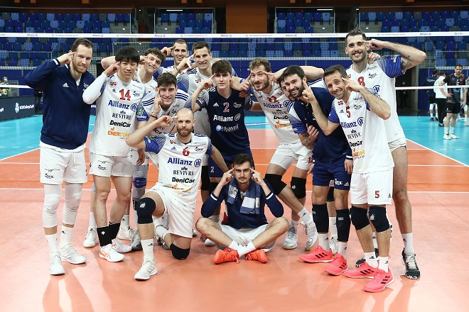 Challenge Cup: Η Ζιραάτ τελευταίο τουρκικό εμπόδιο της Μιλάνο για «κούπα»